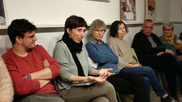 Maria Freixanet (senadora En Comú Podem): 'Hi ha molt masclisme entre les capes judicials'