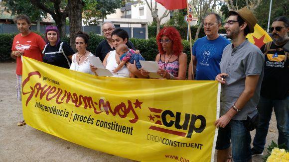 La CUP reivindica Maria Mercè Marçal com un referent per al nou país amb un acte a Mira-sol
