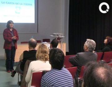 Els Castellers de Sant Cugat, primera entitat cultural a sumar-se a 'La Carta de la Terra' de la Unesco