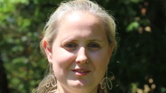 Maria Vidal, nova responsable d'Entorn de la permanent comarcal d'ERC