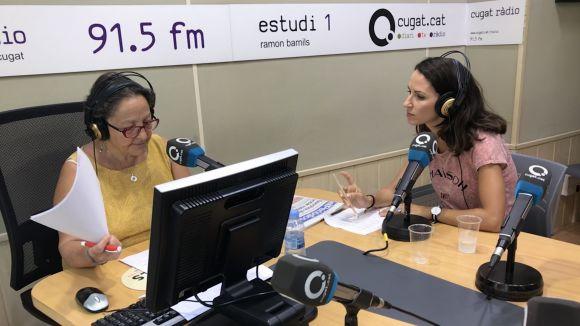 La nutricionista Maria Cabrera passa consulta al 'Connectats a l'estiu'