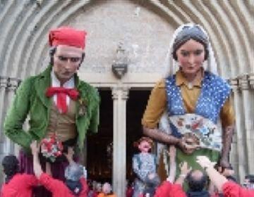 Sant Cugat rebrà més de 2.000 geganters a la trobada gegantera del Vallès