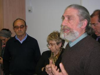 L'Associació de Familiars de Malalts Mentals de Sant Cugat, Rubí i Castellbisbal estrena seu a Rubí