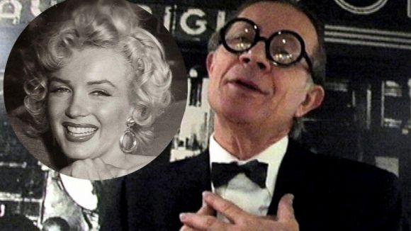 Marilyn Monroe és la inspiració del tema principal de la cançó