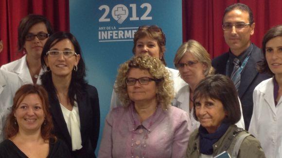 Marina Geli: 'Advoco clarament per fer una consulta sobre l'autodeterminació de Catalunya'