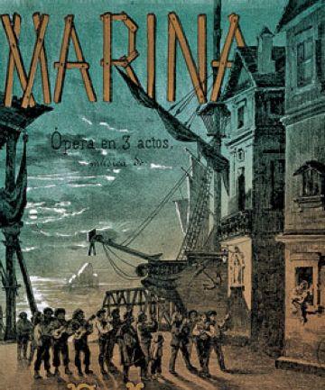 La història d'amor de 'Marina' al Teatre-Auditori