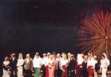 El públic aficionat a la sarsuela omple el Teatre-Auditori