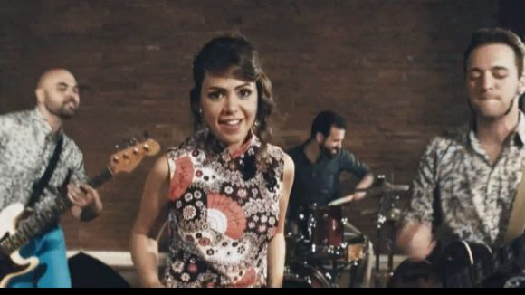 'Time to begin' de Marina BBFace & The Beatroots al programa 'Clips'