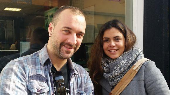 Frank Montasell i Marina Torres