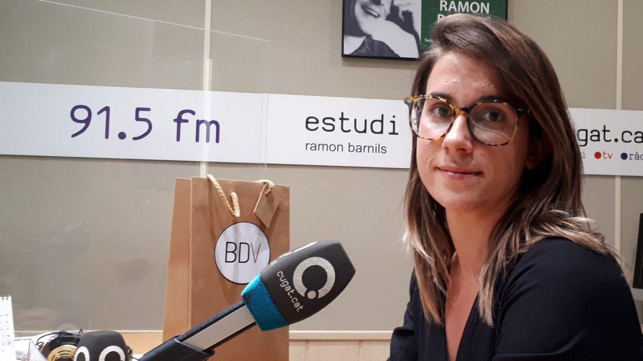 Mariona Aparicio, CEO i cofundadora de Bodevi / Foto: Cugat Media