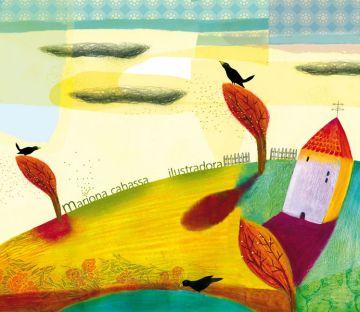 Les il·lustracions de Mariona Cabassa inauguren l'espai d'art del Pati de Llibres