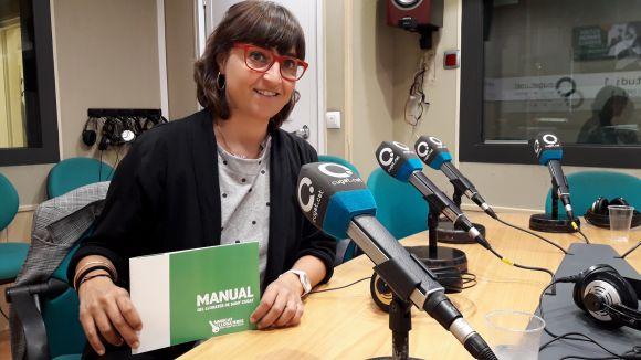 Mariona Sòria, als estudis de Cugat.cat