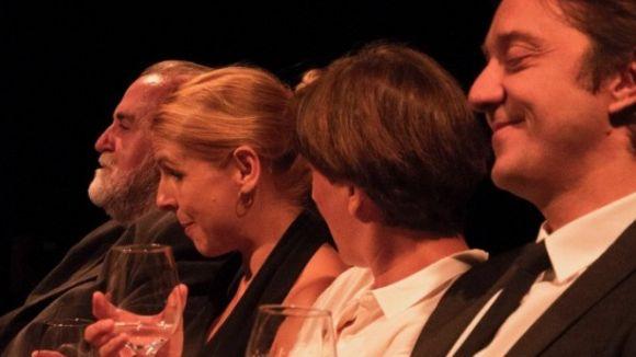 L'adaptació de 'Marits i mullers' de Woody Allen, avui al Teatre-Auditori