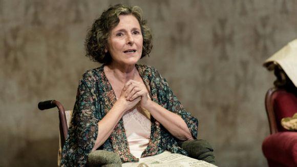 L'actriu santcugatenca Marta Angelat, Premi honorífic dels Butaca