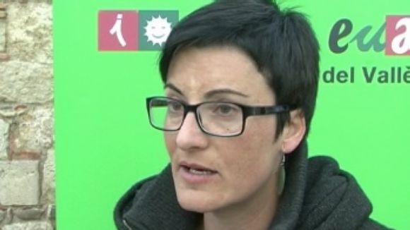 Marta Ribas (ICV-EUiA) alerta que la reforma de les pensions es basa en mentides