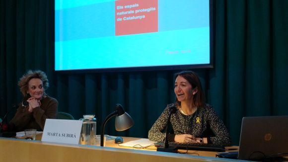 Marta Subirà: 'Cal restringir el trànsit als vehicles més contaminants per millorar la qualitat de l'aire'