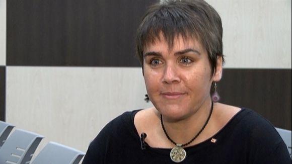 Marta Trayner: 'No podem pensar que el brot d'Ebola a l'Àfrica ha acabat'