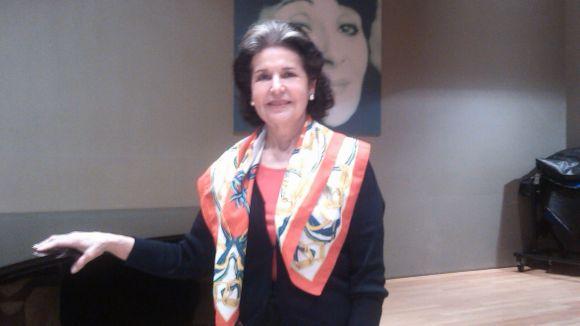 Marta Casals: 'El que em mou és transmetre els valors de Pau Casals'