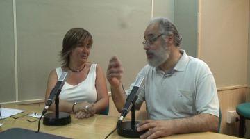 Els dos candidats a Caparrot de l'Any, il·lusionats amb l'opció de rebre aquest reconeixement popular