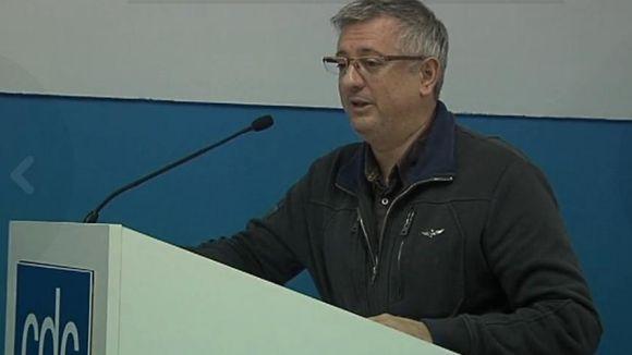 Conesa: 'No tinc cap dubte que Martorell i el partit prendran la decisió més oportuna'
