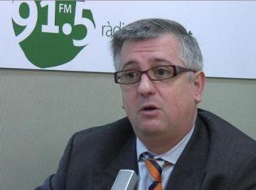 Xavier Martorell: 'No hi ha cap ordre perquè es posin més multes'