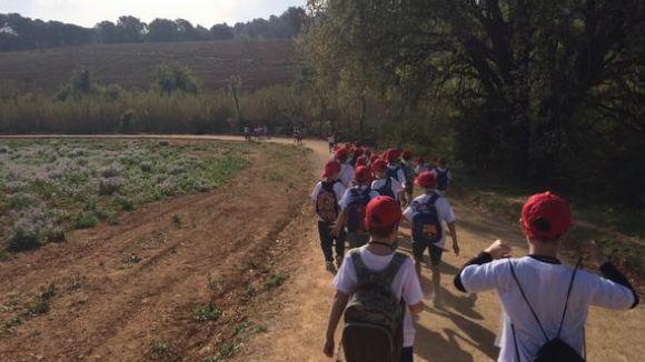 La 58a Marxa Infantil destinarà l'euro solidari a la Fundació Sant Medir