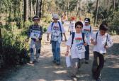 El Club Muntanyenc prepara un llibre sobre els 50 anys de la Marxa Infantil