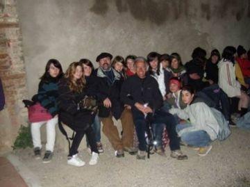 L'onada de fred obliga a suspendre la marxa nocturna per Vallvidrera