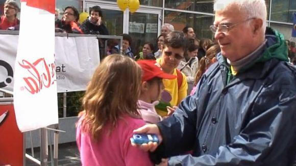 Cugat.cat es bolca amb la Marxa 2013 amb una cobertura especial