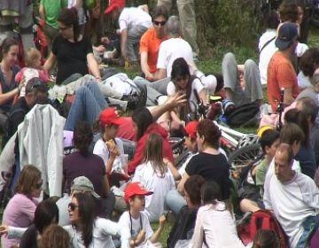 Tot a punt per la Marxa Infantil més multitudinària amb 1.300 parelles