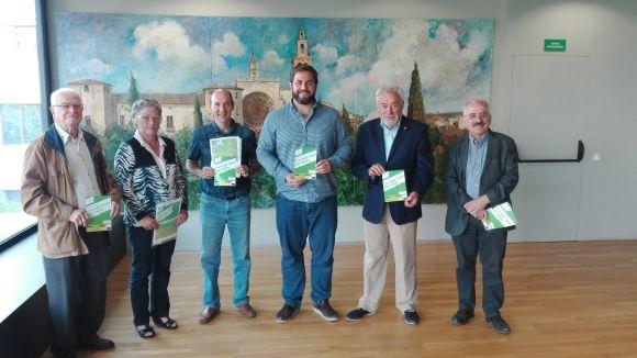 La 6a Marxa del Corredor Verd del Vallès tindrà lloc el 15 d'octubre i vol arribar a 170 participants