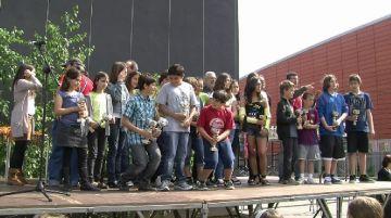 Més de 120 participants a la Marxa Infantil i Juvenil reben un guardó per la seva bona marca