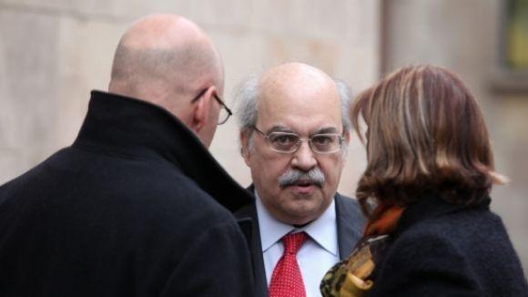 Mas-Colell defensa l'adjudicació d'Aigües Ter Llobregat