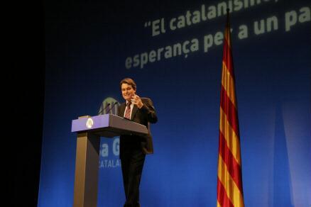 Artur Mas: 'Lluís Recoder està disposat a incorporar-se a la direcció de CDC'