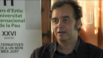 Mas de Xaxàs: 'Les xarxes socials han permès un accés directe a les revoltes àrabs des dels països occidentals'