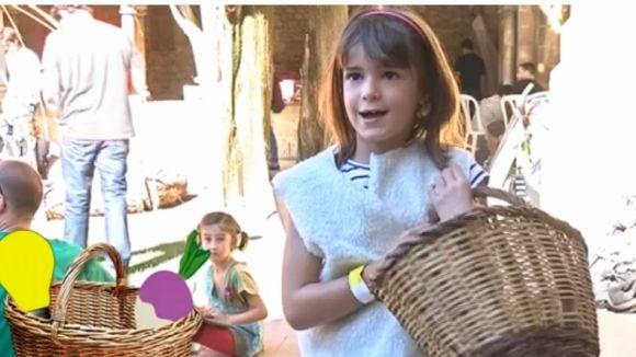 Els participants de Petits! Grans! Llibres! canten 'La masovera se'n va al mercat'