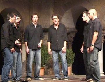 Tradició i innovació es donen la mà al concert 'Cants a l'aire' del grup La Mata de Jonc