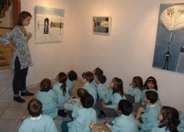 'Matins d'Art' per als més joves, de la mà de Pou d'Art