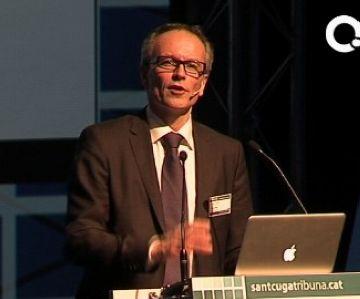 Mats Lindgren (Fòrum Santcugatribuna): 'La clau està en guiar els joves'