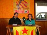 El col·lectiu ha organitzat una campanya per combatre el patriarcat