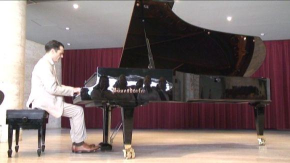 La música clàssica cubana conquereix el Teatre-Auditori amb Mauricio Vallina