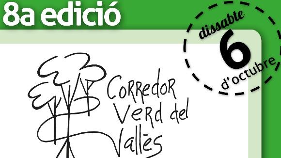 8a Marxa del Corredor Verd del Vallès (Marxa nòrdica i caminada)