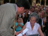Mor Maria Rosa Fàbregas, fundadora de l'escola Tagore de Bellaterra