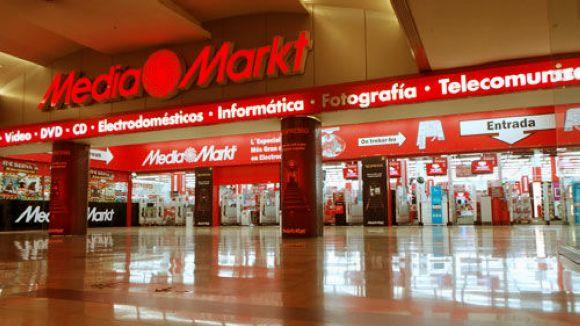 MediaMarkt busca empleats per a l'establiment de Sant Cugat