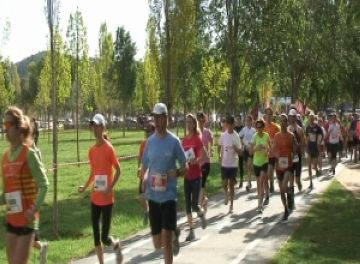 Rècord de participació en la 8a edició de la cursa Medijocs