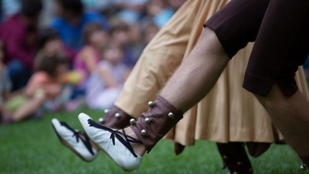 L'11a Trobada d'Esbarts Catalans arriba aquest dissabte a la plaça de l'Om