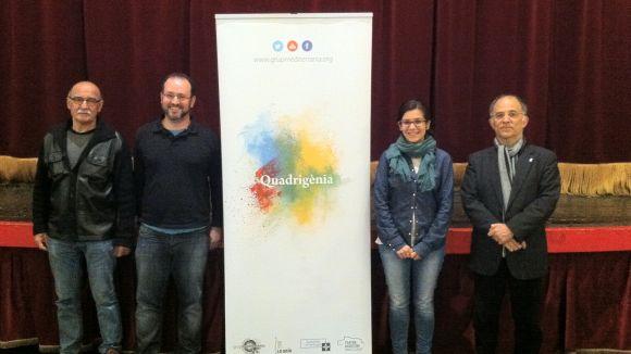 El Grup Mediterrània demana col·laboració per tirar endavant 'Quadrigènia'
