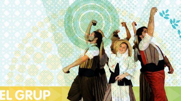 El Grup Mediterrània porta les dances tradicionals catalanes a Portugal