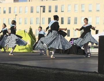 L'Escola de dansa del Grup Mediterrània tanca el curs mostrant-se al públic santcugatenc