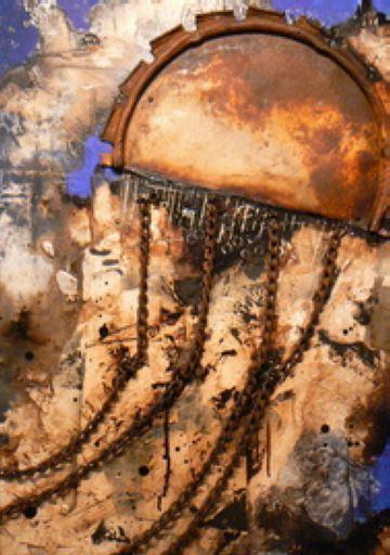 Les criatures marines protagonitzen la nova exposició de Pou d'Art de la mà de Jesús Pelegrí